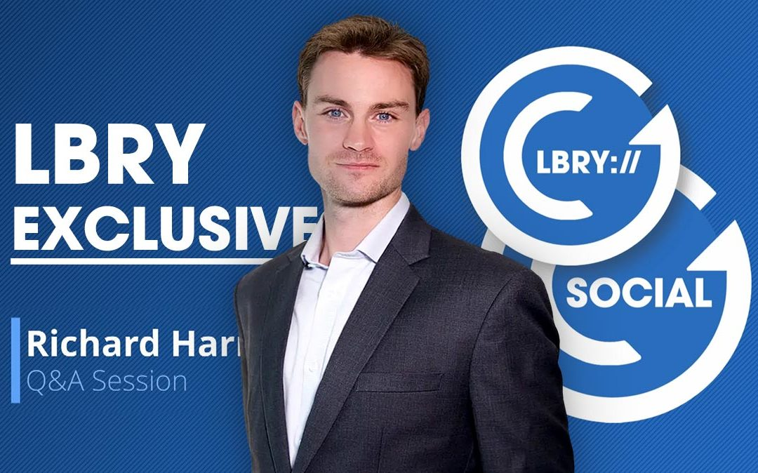 How Life Coach Richard Harris Utilises LBRY to Expand His Business | Q&A Session